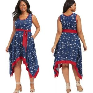 EFFIE'S HEART DRESS BEACHCOMBER
